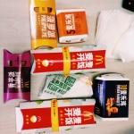 McDonald's lunch