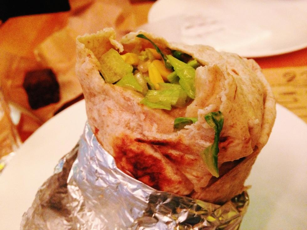 Dos Locos burrito