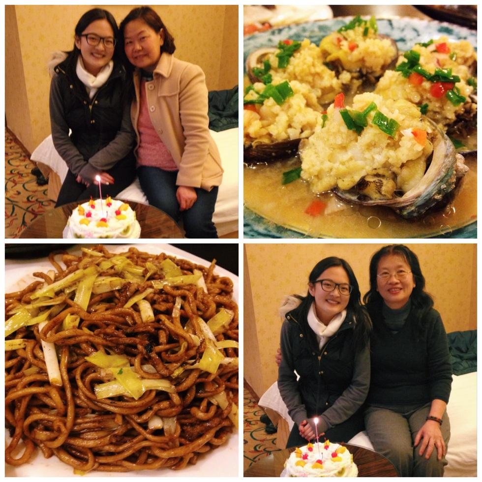 Shanghai 21st birthday dinner
