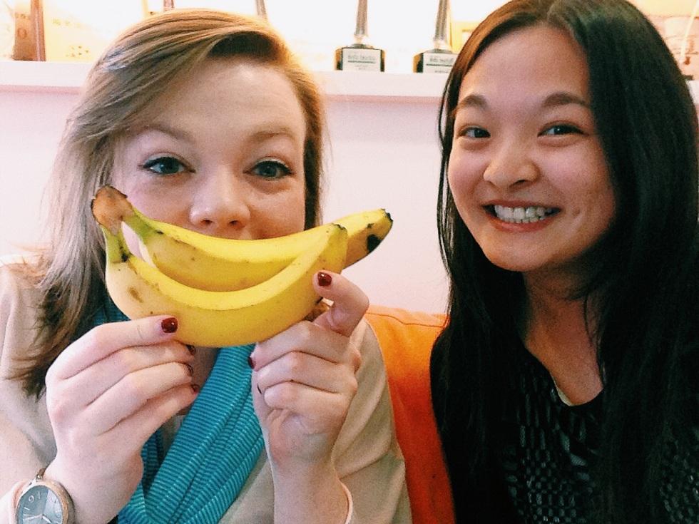#BananaFridays