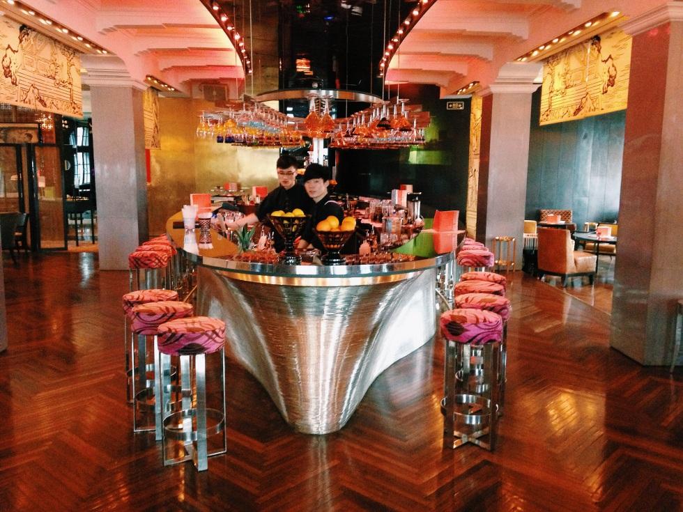 The Glamour Bar Shanghai