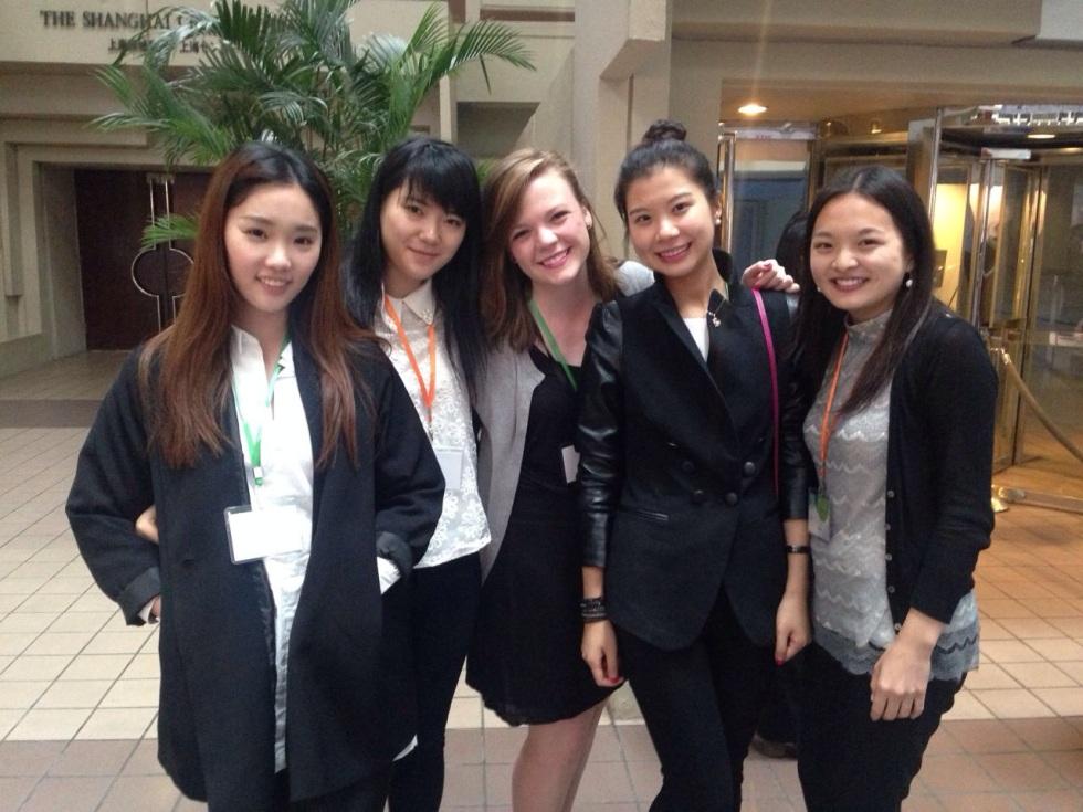 Ringier Shanghai team