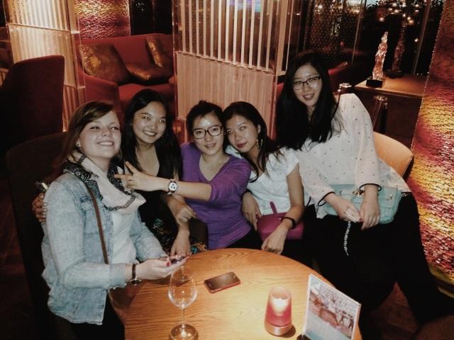 Xuan Bar Andaz Hotel Xintiandi