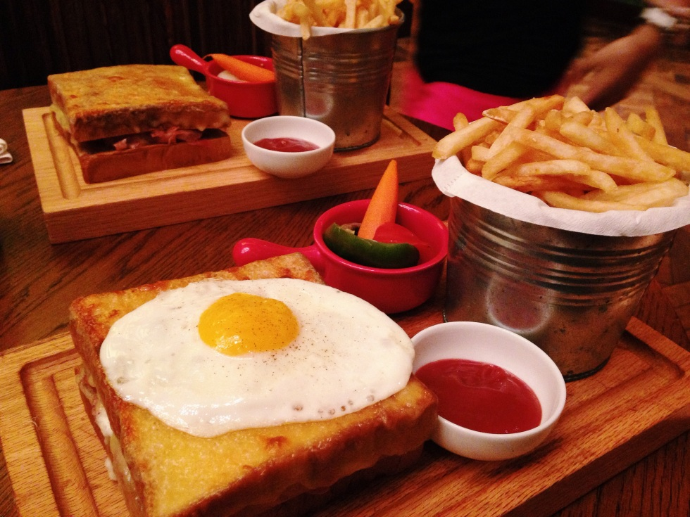 Xuan Bar food