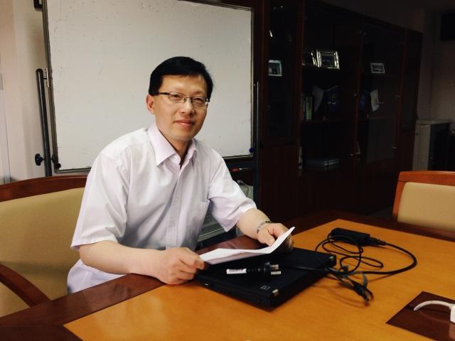 Fudan University's Zhu Jianxin