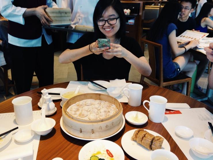 Din Tai Fung xiaolongbao