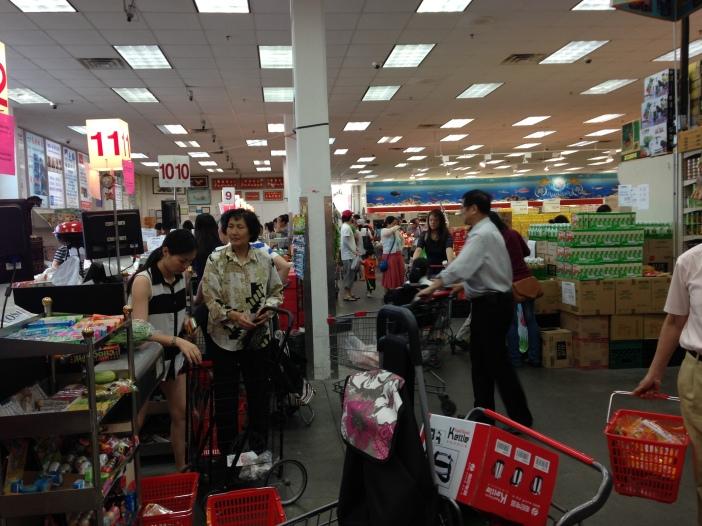 Fei Long Supermarket