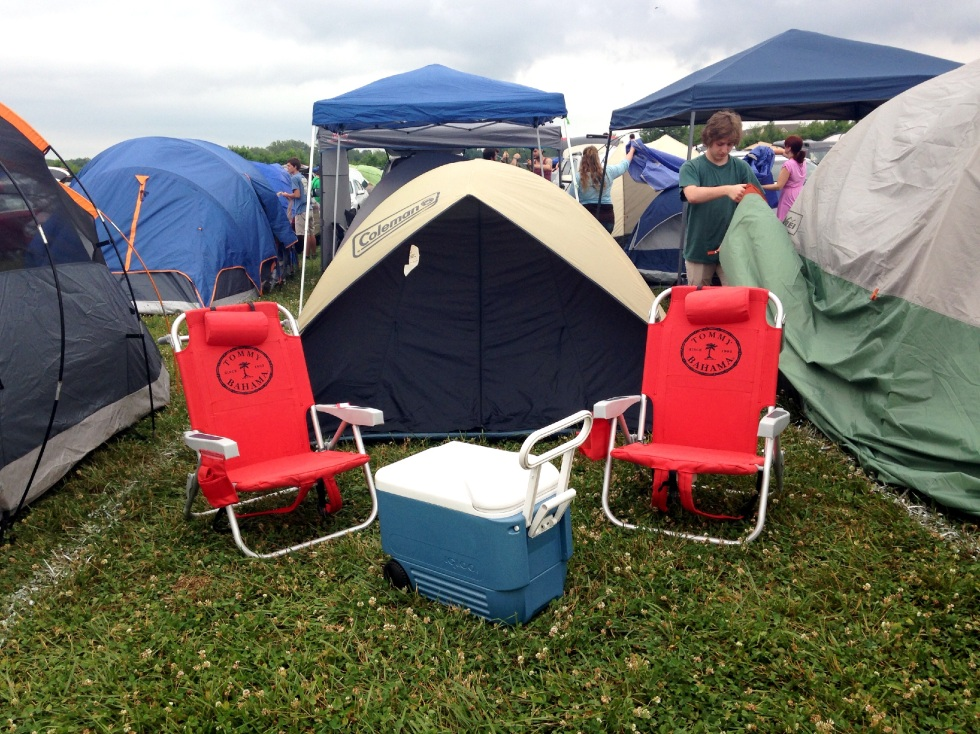 Firefly Music Festival campgrounds