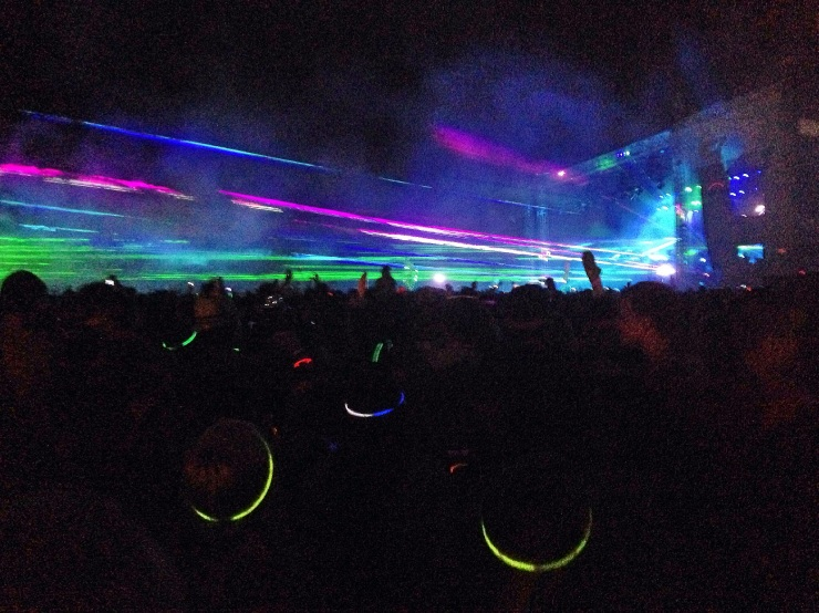 Pretty Lights at Firefly Music Festival 2014