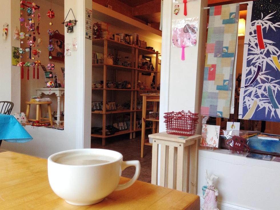 Matcha Time Café