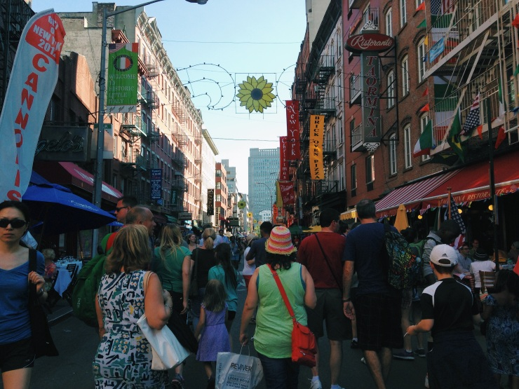 NYC's Little Italy