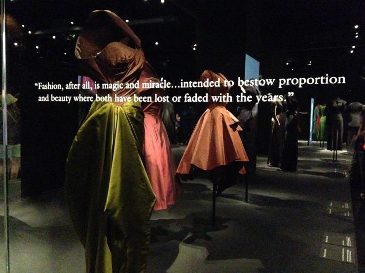 Charles James: Beyond Fashion at the Met