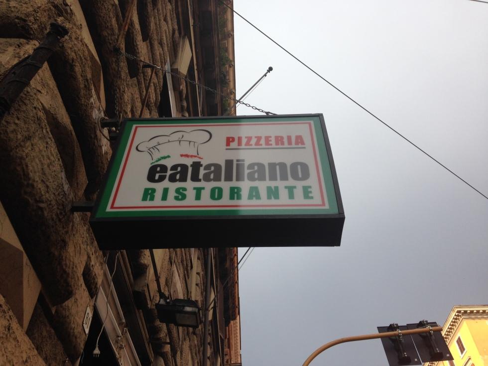 Italian pun