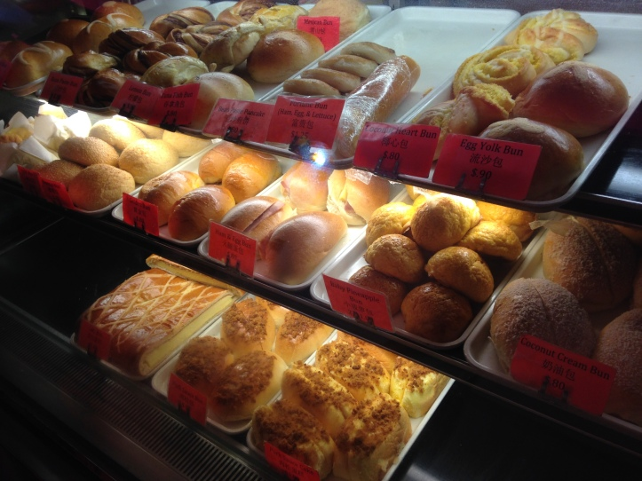 Mong Kok Station Bakery in Philadelphia