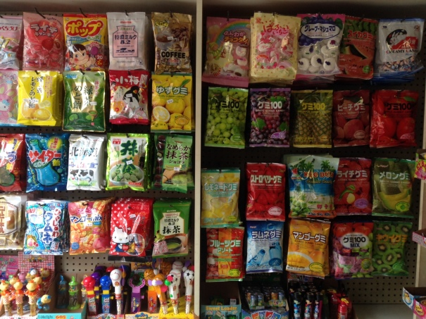 Asian candy