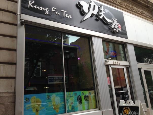 Kung Fu Tea Philadelphia