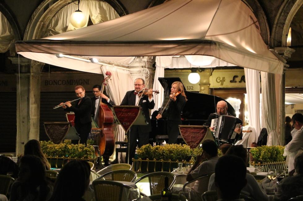 Piazza di San Marco bands