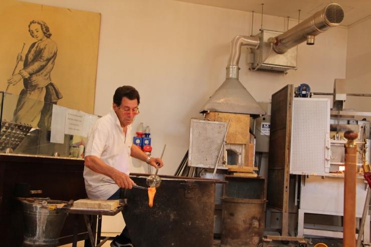 Vecchia Murano Glass Factory
