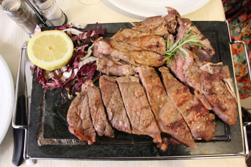 Montepulciano steak