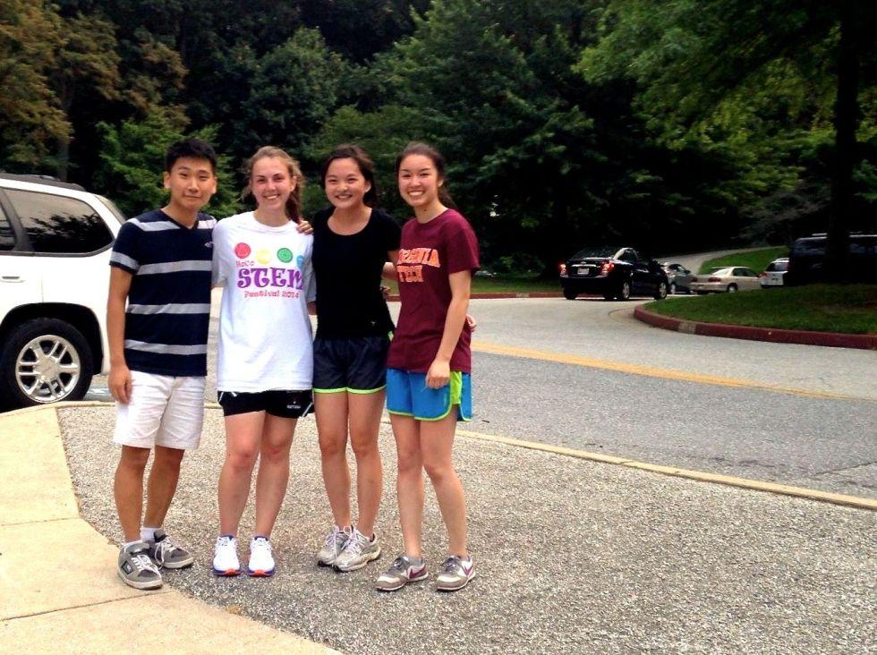Centennial Park running group