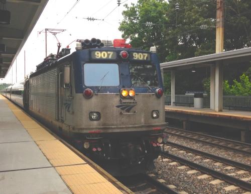 BWI Amtrak Station