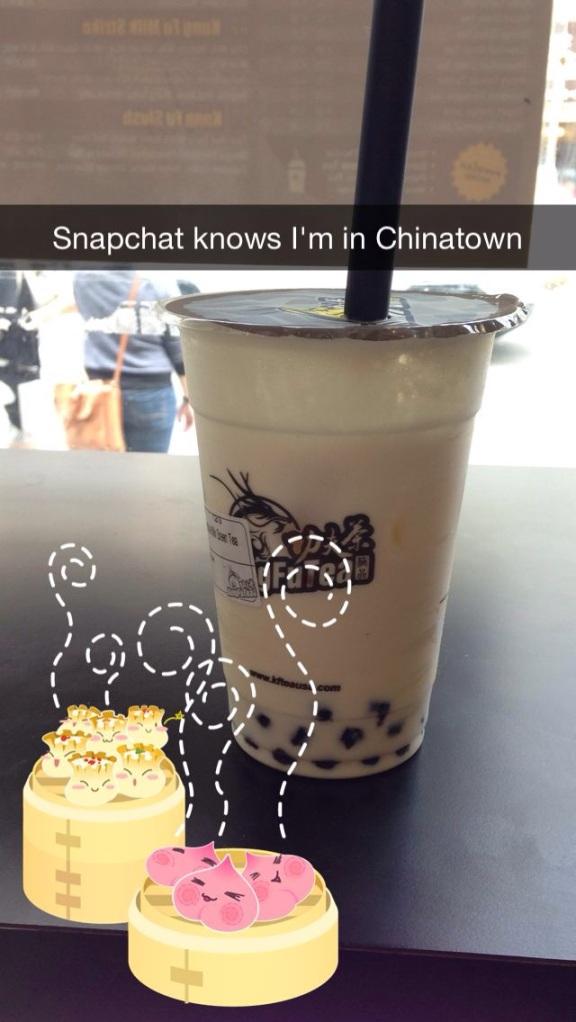 Kung Fu Tea Chinatown NYC