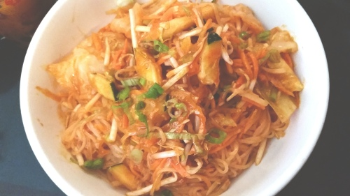 An Loi's cold spicy noodles