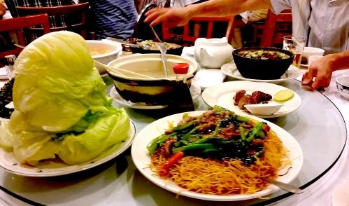 Boston Chinatown's Wing's Kitchen