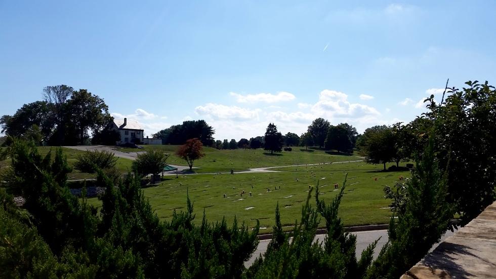 Meadow Ridge Cemetery in Elkridge, MD