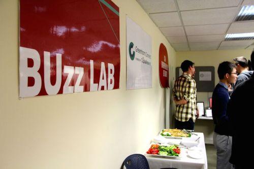 Buzz Lab alumni launch