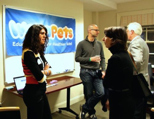 WellaPets at Buzz Lab alumni launch