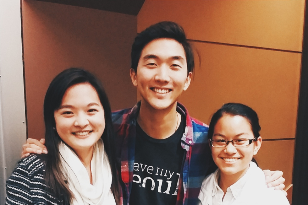 Jason from Jubilee Project at BU!