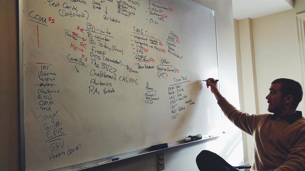 Marketing plans for Peter Thiel