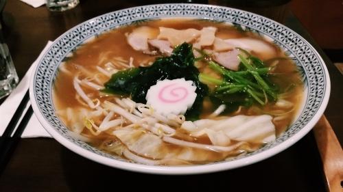 Ramen from Inaka
