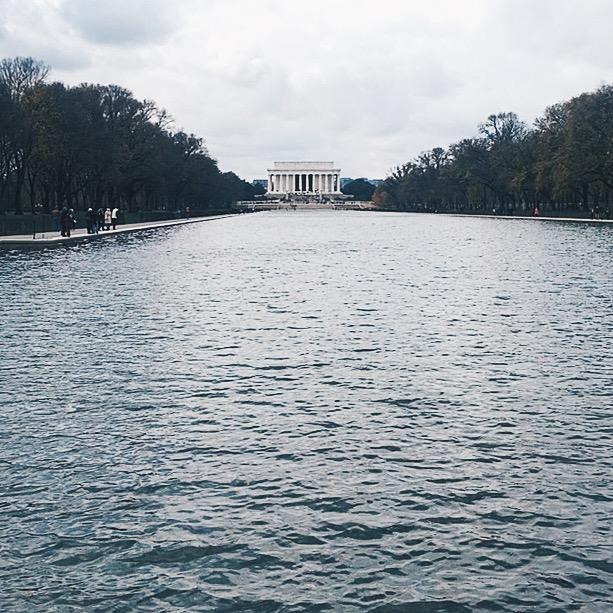 Washington, D.C. Reflecting Pool