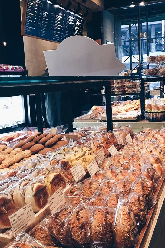 Tous Les Jours bakery NYC