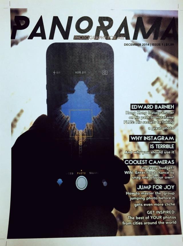 JO520 Idea Magazine Cover
