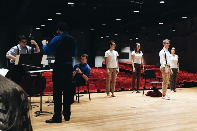 Palaver Strings concert at CFA
