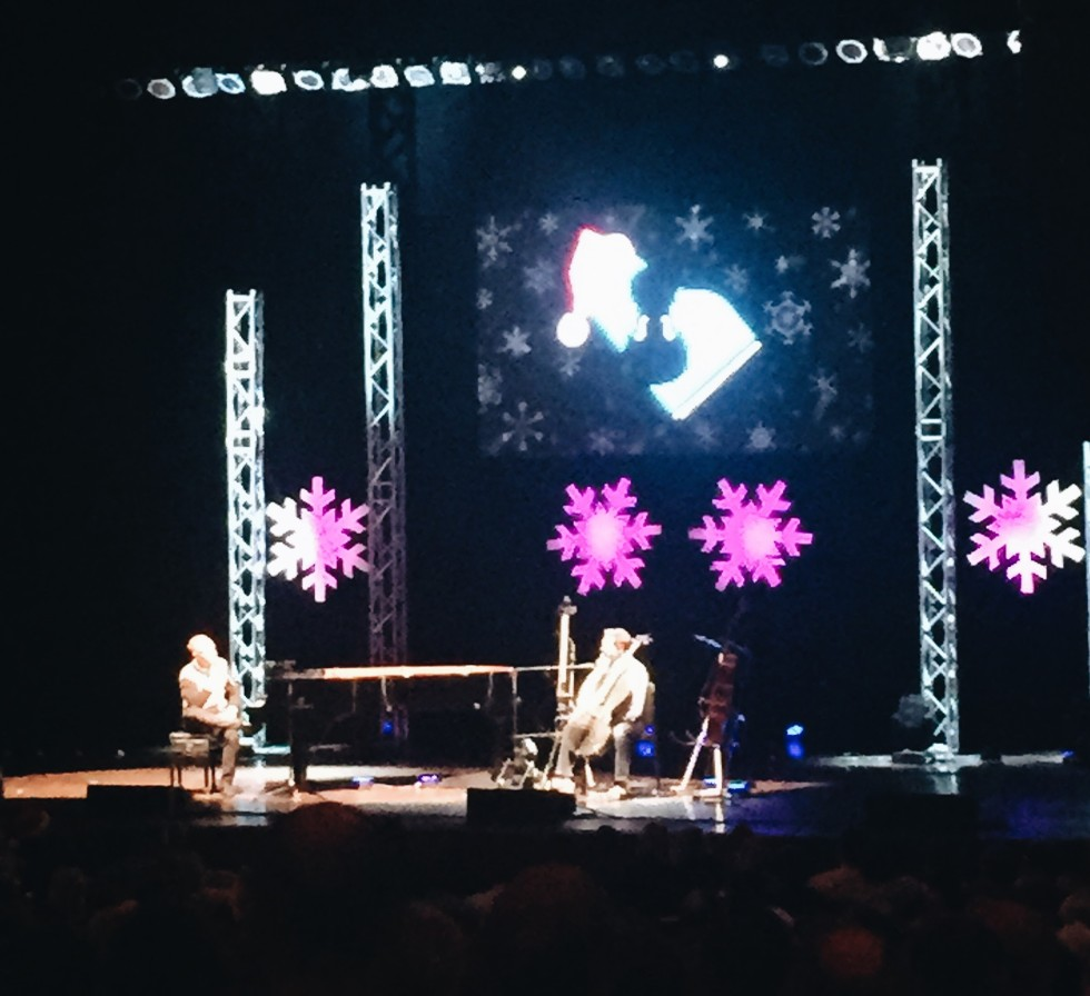 The Piano Guys at Wang Theatre in Boston