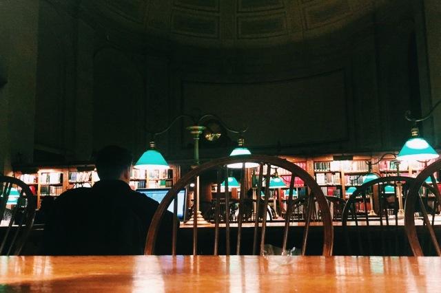 BoBoston Public Library in Copleyston Public Library in Copley