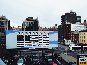 View from High Line NYC