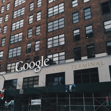 Google office across from Chelsea Market NYC