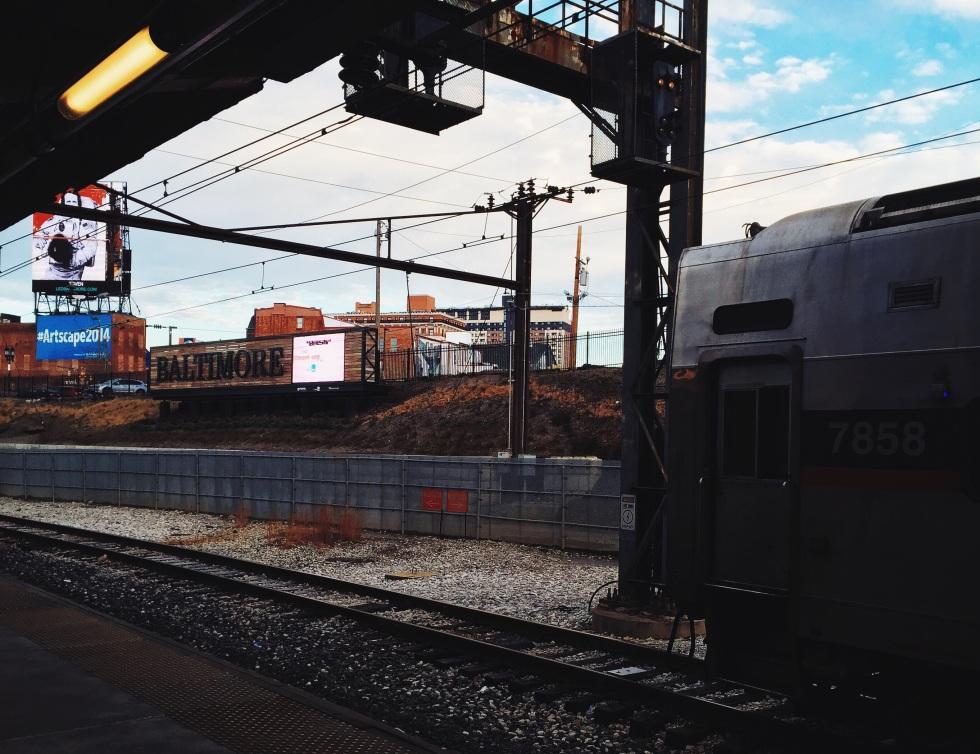 Baltimore Penn Station