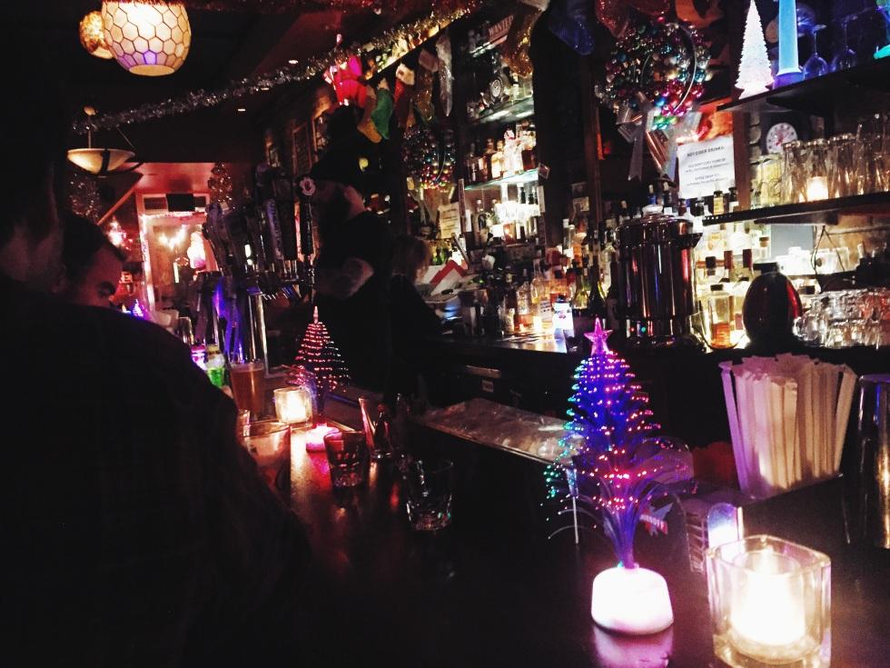 Commonwealth bar in Brooklyn NYC