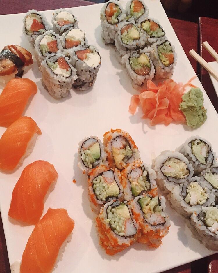 Sake Sushi Restaurant in Brooklyn