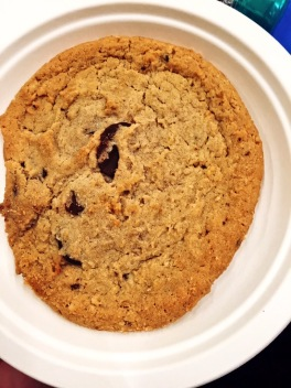 #CES2015 press room cookies are the size of the plates...