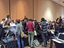 Crowds at CES Unveiled