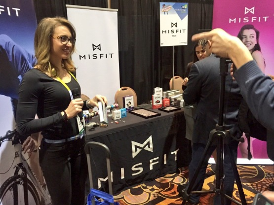 Misfit at CES Unveiled