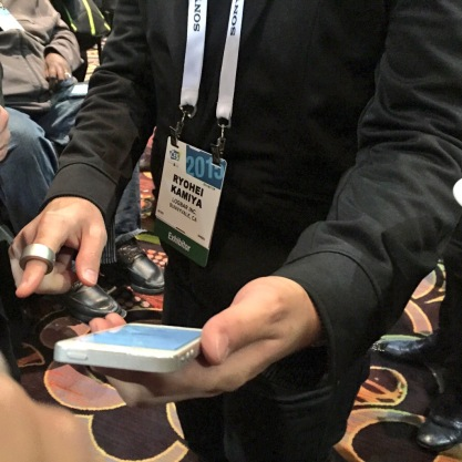 LogBar at CES Unveiled