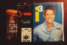 Freebies from day 1 of #CES2015